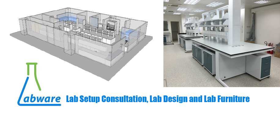 Lab furniture and Lab design