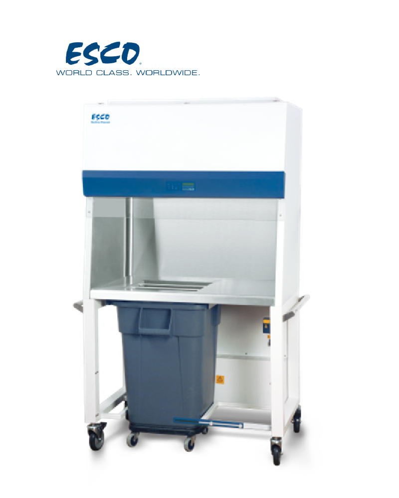 Esco VIVA® Bedding Disposal Animal Containment Workstations