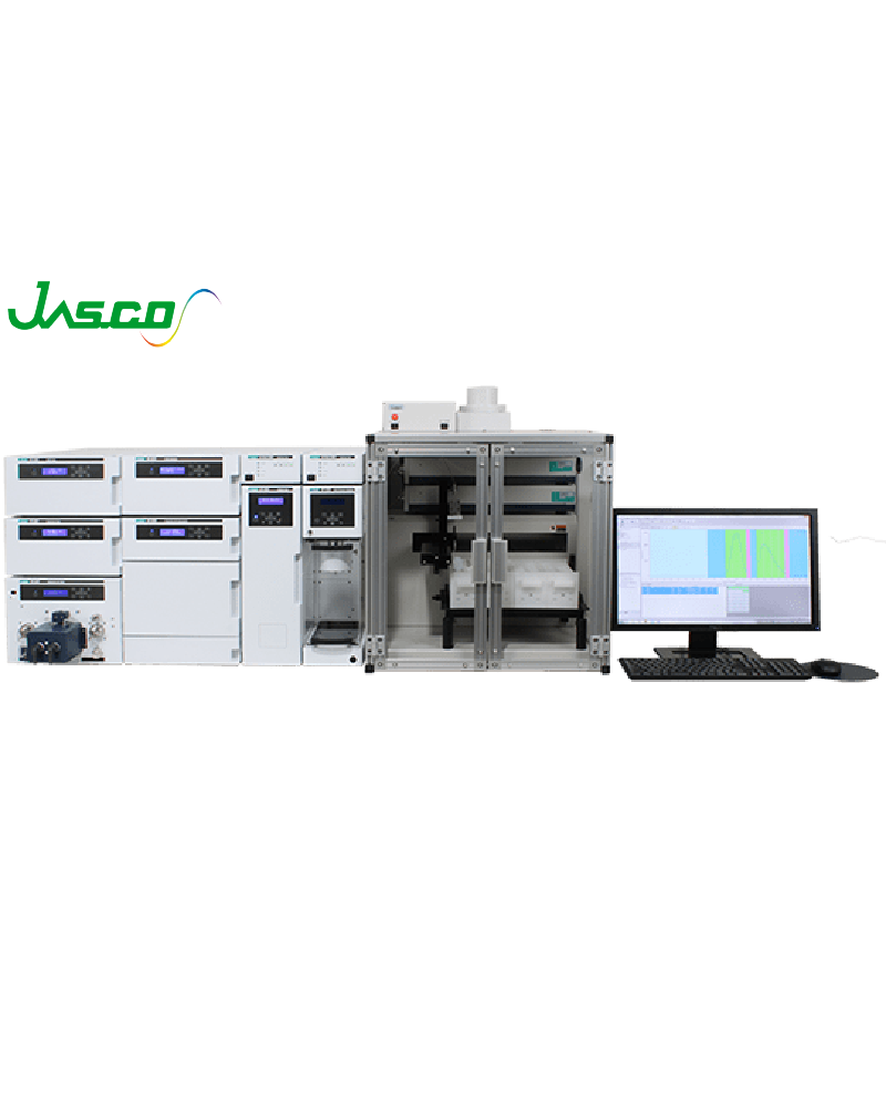 SFC-4000 Supercritical Fluid Chromatography System