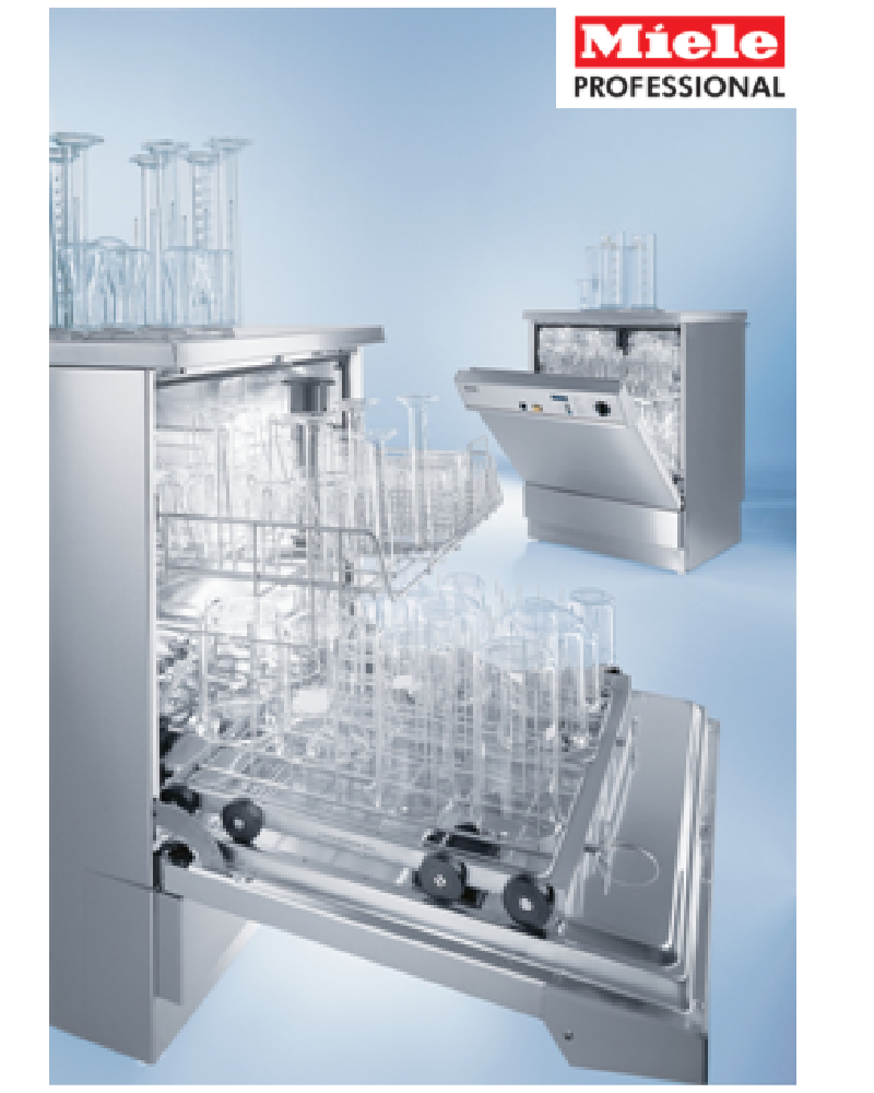 Miele PG8583 Glassware Washer