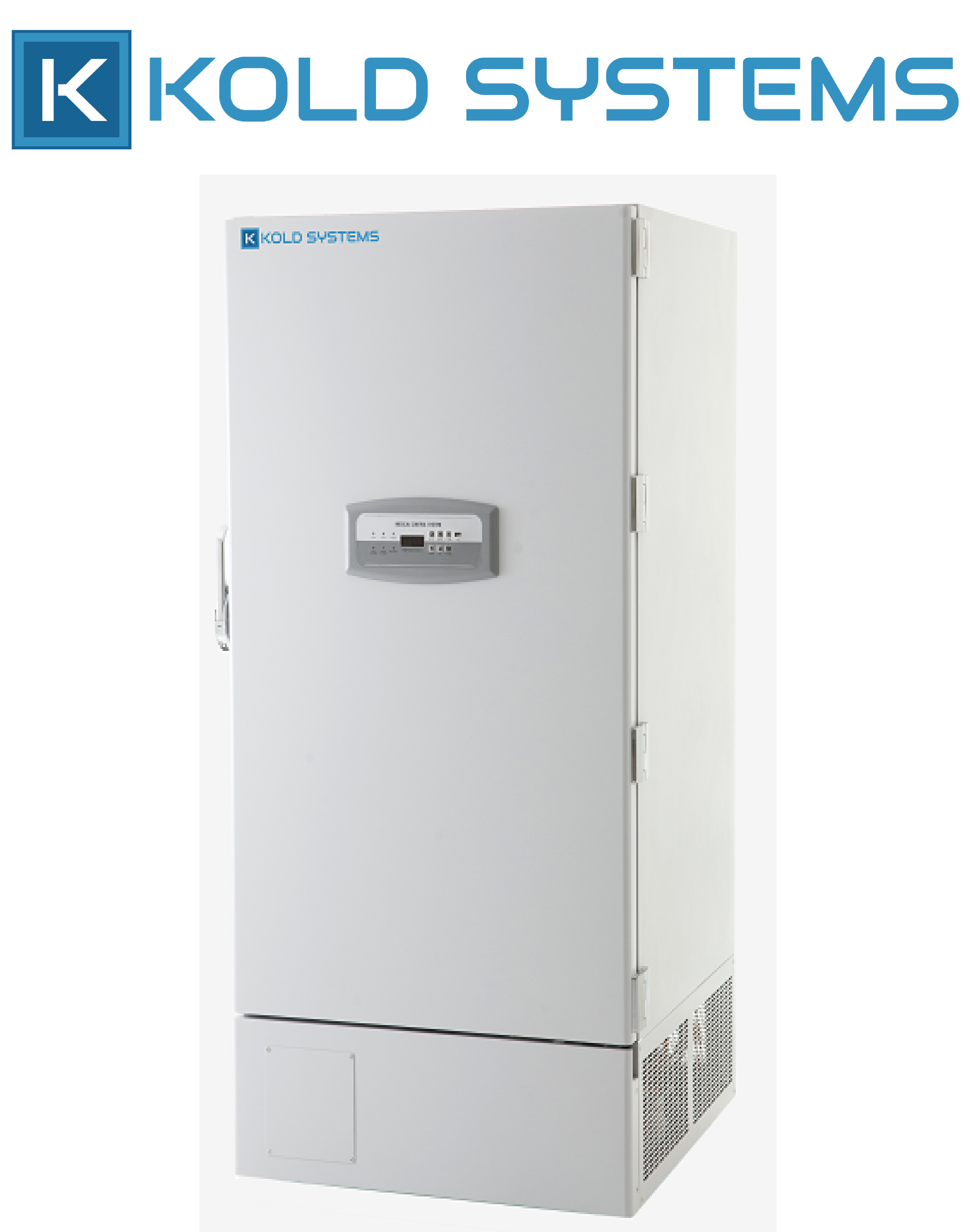 Vollen series Ultralow Freezer (-80 deg.C)