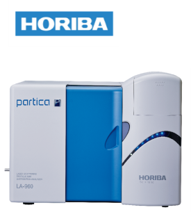 <b>Partica LA-960 Particle Size Distribution Analyzer</b>