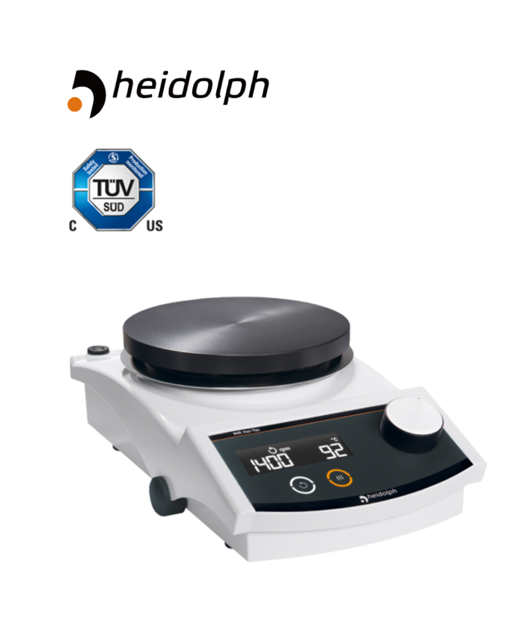 <strong>Heidolph - Hei-Tec - Magnetic S</strong>